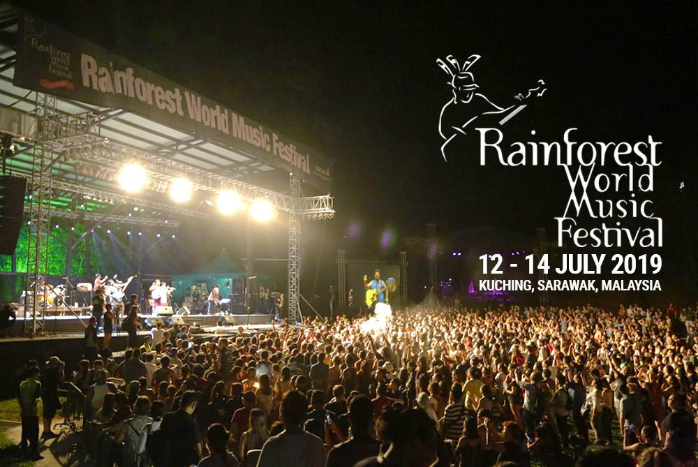 Rainforest World Music Festival 2019 Rainforest World Music Festival Browse Cities